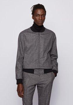 BOSS - NOLWIN - Cardigan - grey
