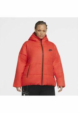 Nike Sportswear - Talvitakki - chile red/white/black
