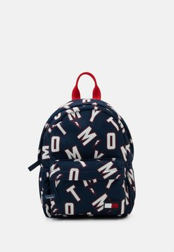 Tommy Hilfiger - BTS KIDS CORE MINI BACKPACK - Reppu - blue