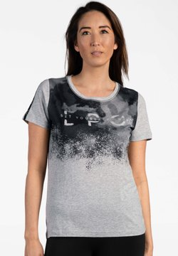 LPO - GIULIA - T-Shirt print - grau