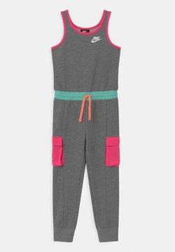 Nike Sportswear - SLEEVELESS - Combinaison - carbon heather