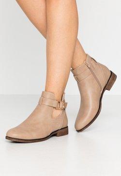 Anna Field - Boots à talons - taupe