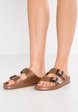 Birkenstock - ARIZONA - Badsandaler - metallic copper