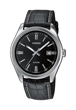 Casio - Montre - schwarz/silberfarben