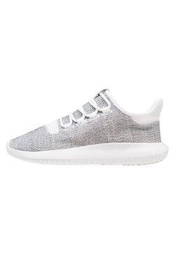adidas Originals - TUBULAR SHADOW - Sneaker low - footwear white/grey one