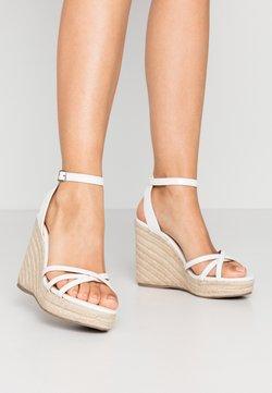 New Look - PEDGER - Sandaletter - white
