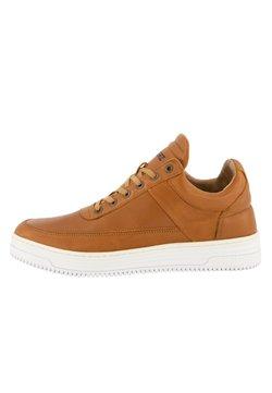 NoGRZ - G.VASARI - Sneakers laag - cognac