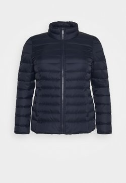 ONLY Carmakoma - CARTAHOE QUILTED JACKET - Winterjacke - night sky