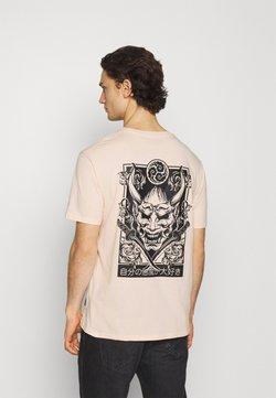 YOURTURN - T-shirt z nadrukiem - pink