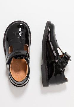 Froddo - Riemchenballerina - black