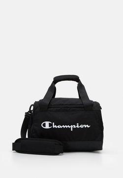 Champion - LEGACY XS DUFFEL - Sporttasche - black