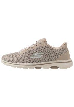 Skechers Performance - GO WALK 5 - Zapatillas para caminar - taupe