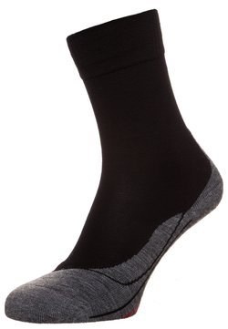 FALKE - TK5 ULTRA LIGHT - Sportsocken - black grey