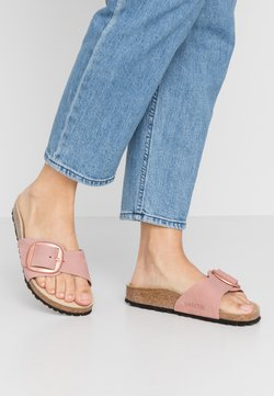 Birkenstock - MADRID BIG BUCKLE - Hausschuh - old rose