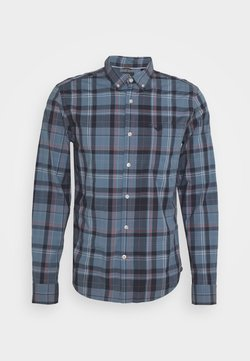 DOCKERS - ALPHA ICON - Camisa - seawall blue