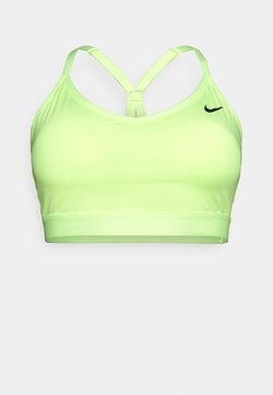 Nike Performance - INDY PLUS BRA - Sport BH - barely volt