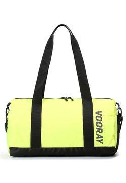 VOORAY - BARREL - Sporttasche - neon yellow