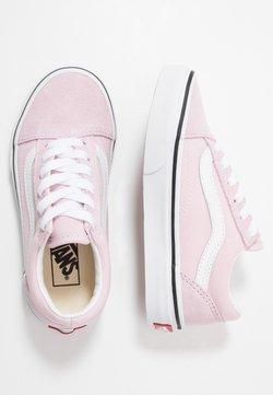 Vans - OLD SKOOL - Sneakers basse - lilac snow/true white