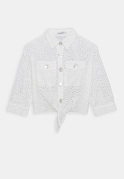 Molly Bracken - YOUNG LADIES  - Button-down blouse - white