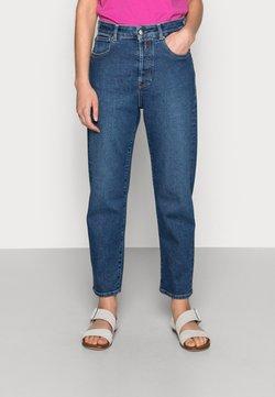 Replay - TYNA PANTS - Jeans a sigaretta - medium blue