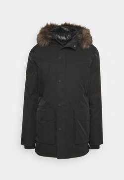 Superdry - EVEREST SNOW PARKA - Kurtka narciarska - black