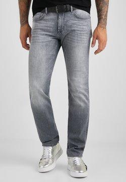 Baldessarini - Jeans Straight Leg - grau used
