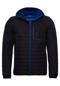 Superdry - Winterjacke - black