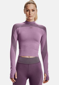 Under Armour - Funktionsshirt - polaris purple
