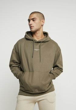 Good For Nothing - ESSENTIAL HOODIE - Hoodie - khaki