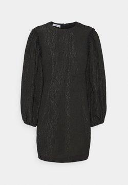 DESIGNERS REMIX - KAPPA SLEEVE DRESS - Cocktailkleid/festliches Kleid - black
