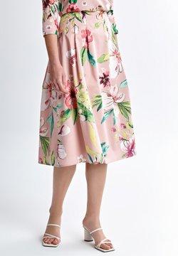 TATUUM - TRAPI - Jupe trapèze - pink