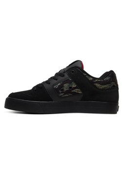 DC Shoes - PURE - Sneaker low - camo black