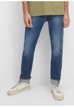 Marc O'Polo - MODELL SJÖBO - Straight leg jeans - mid snug wash
