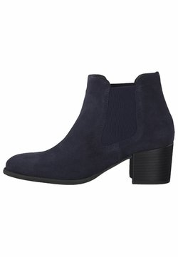 Tamaris - CHELSEA  - Ankle Boot - navy
