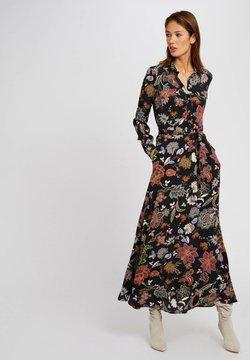 Morgan - Vestido largo - black