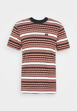 HUF - BEDFORD - T-Shirt print - ginger