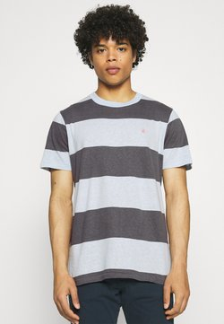 Volcom - HANDSWORTH CREW - T-Shirt print - aether blue
