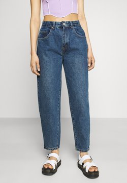 Cotton On - SLOUCH MOM - Relaxed fit jeans - southside blue
