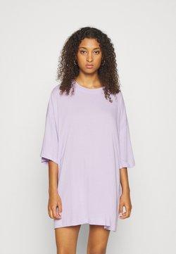 Weekday - HUGE - T-shirt basic - lilac