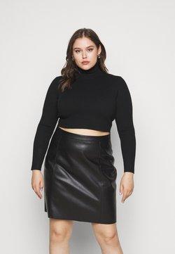 Missguided Plus - Pullover - black