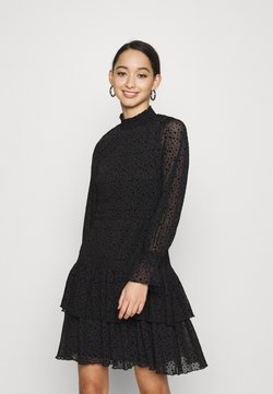 ONLY - ONLSANNA DRESS - Cocktail dress / Party dress - black