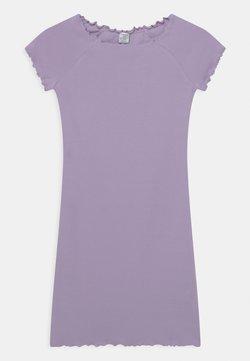 Lindex - DRESS STINA - Jerseykleid - light lilac