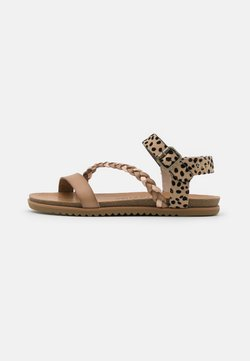 Blowfish Malibu - VEGAN MARLAH - Riemensandalette - sand/pixie/multicolor