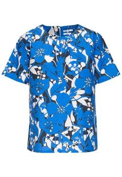 Seidensticker - SHIRTBLUSE - Bluse - blau