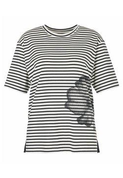 Marc Cain - T-Shirt print - weiss