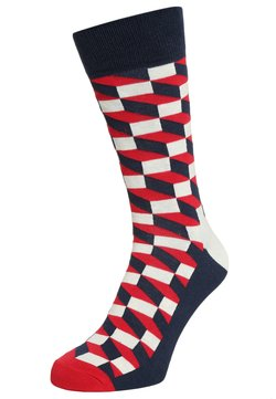 Happy Socks - Chaussettes - red