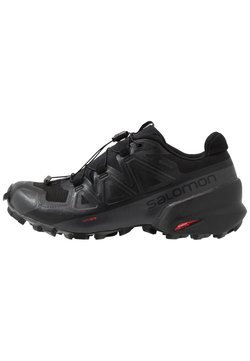 Salomon - SPEEDCROSS 5 GTX - Trail hardloopschoenen - black/phantom