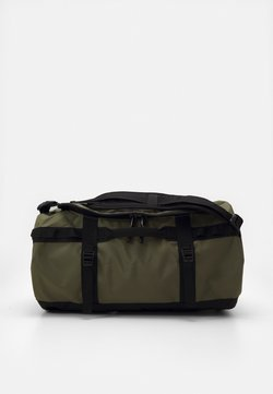 The North Face - BASE CAMP DUFFEL S UNISEX - Sac de sport - olive/black