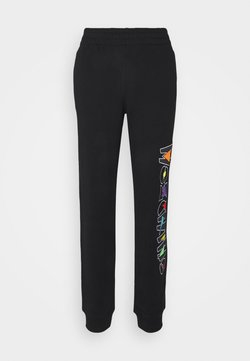 MOSCHINO - Jogginghose - fantasy print black