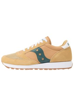 Saucony - JAZZ VINTAGE - Sneaker low - curry/mallard